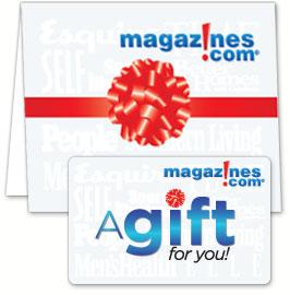 Magazines.com *Giveaway*