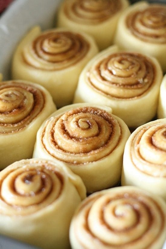 Cinnabon Cinnamon Rolls from Lauren's Latest--the best clone out there!