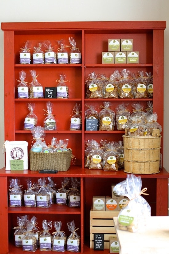 IMG 0165 Brown Butter Cookie Company {Cayucos, CA}