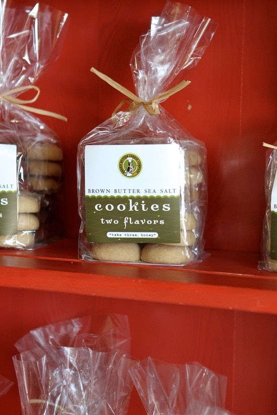 IMG 0168 Brown Butter Cookie Company {Cayucos, CA}
