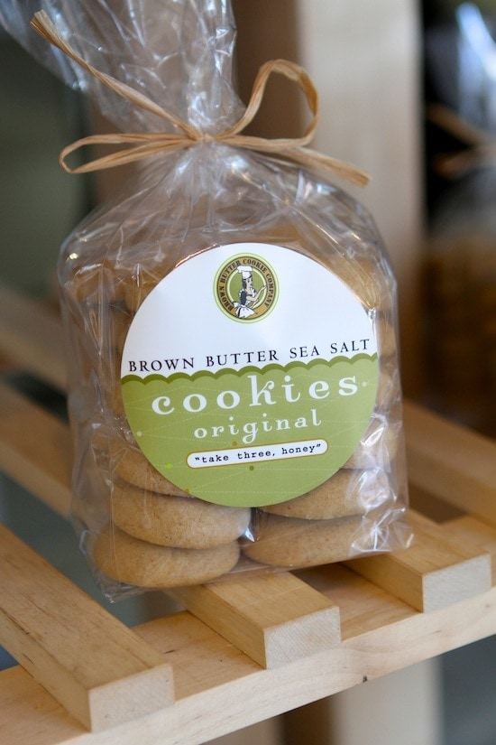 IMG 0178 Brown Butter Cookie Company {Cayucos, CA}