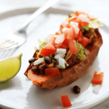 sweet potato taco boats 1
