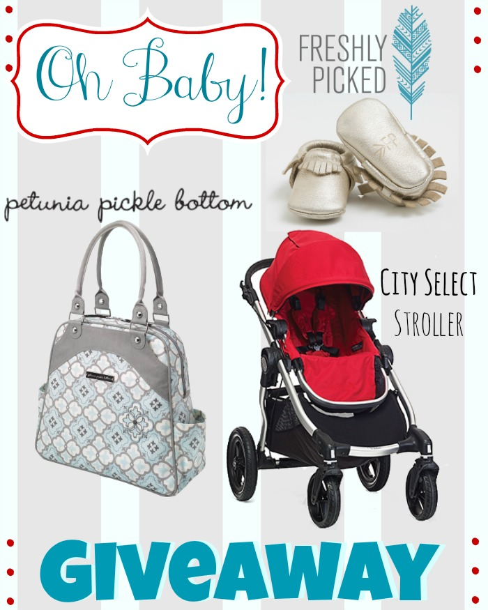 Baby Gear Giveaway!