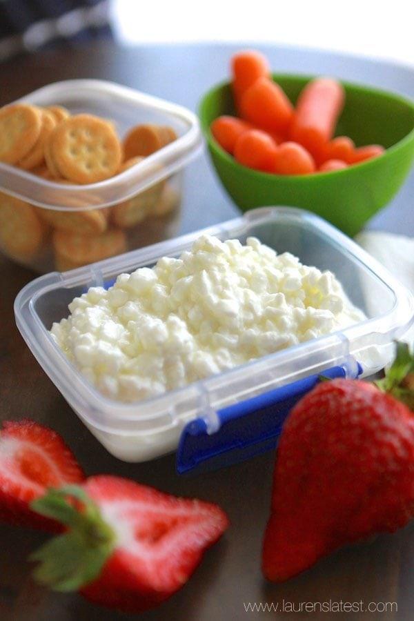 50 Healthy School Lunch Ideas