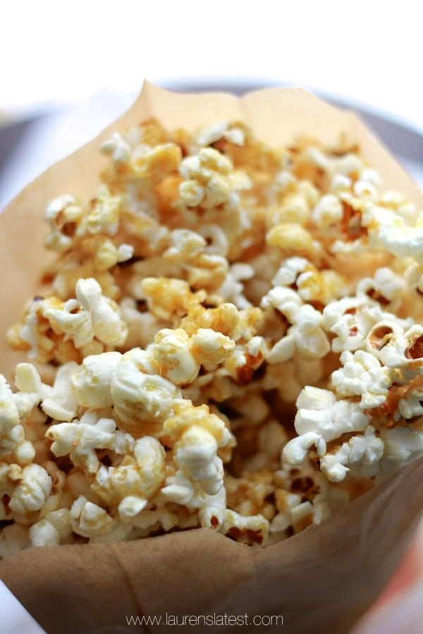 microwave caramel healthy caramel corn laurens latest