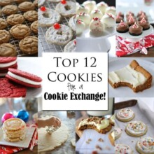 cookie exchange graphic