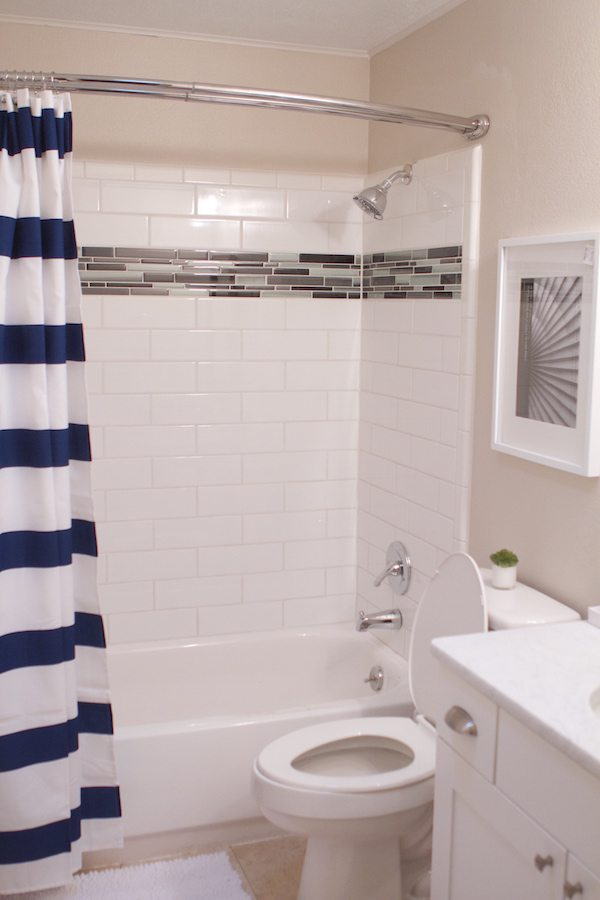 Our Bathroom Renovation is DONE!