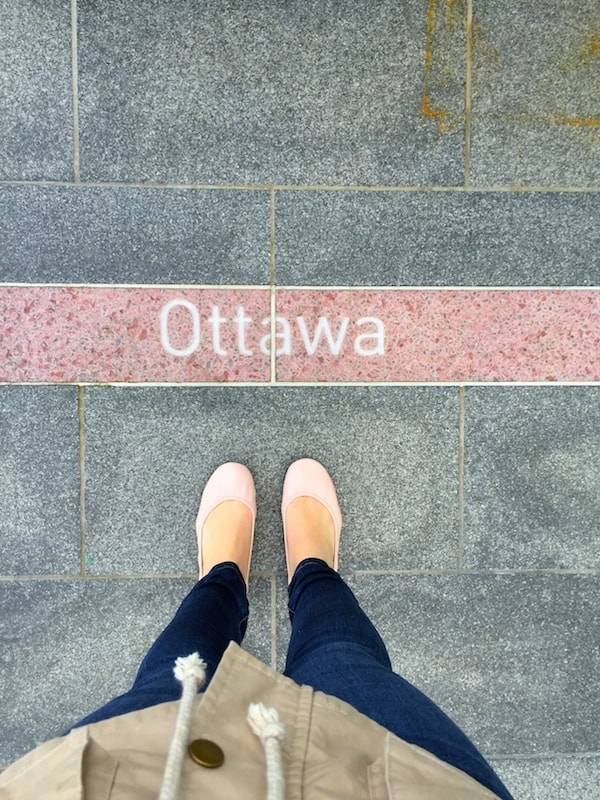 My Trip Home {Ottawa, Canada}