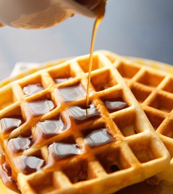 Cinnamon Roll Pancake & Waffle Syrup