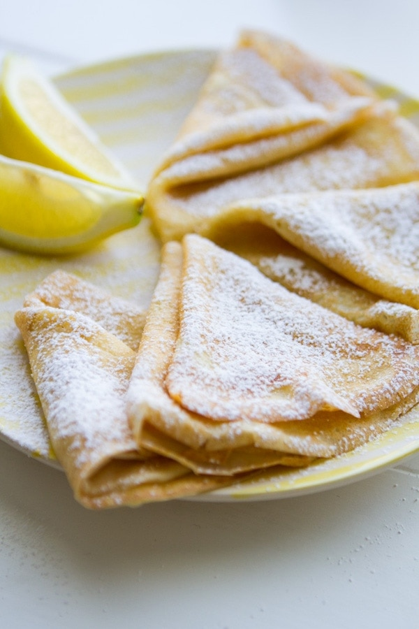 Easy recipes crepes