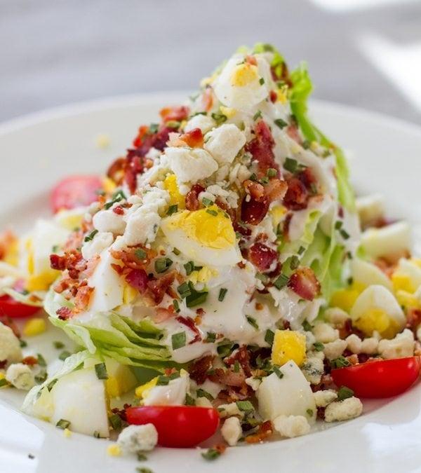 Monster Wedge Salad