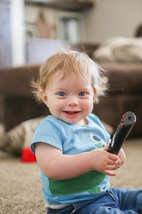 Edward at 11 months