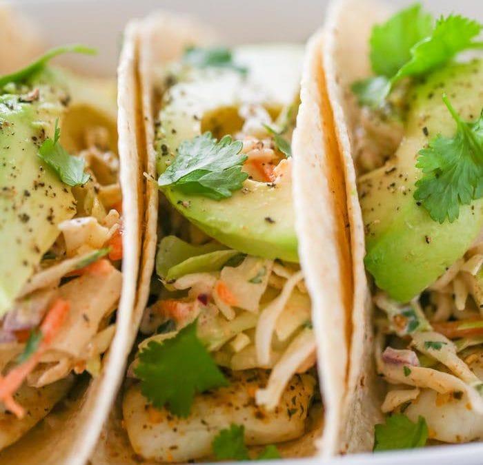 Mojito Lime Fish Tacos