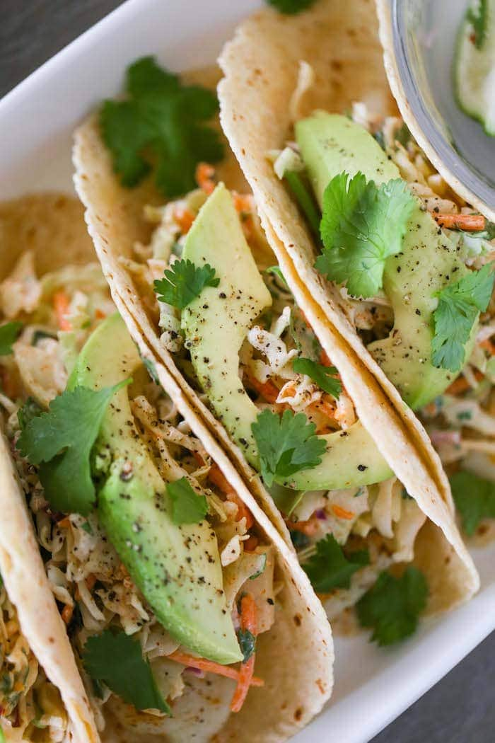 Mojito lime fish tacos lauren 39 s latest for Healthy fish tacos