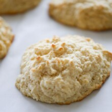 Drop Biscuit Recipe Without A Food Processor