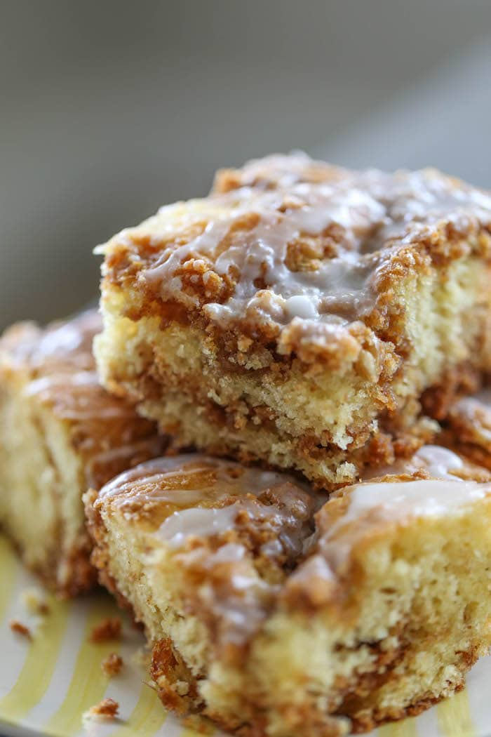Cake Mix Muffins Cinnamon